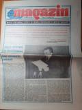 Magazin 3 septembrie 1988-art. orasul stei fost orasul petru groza si sibiu