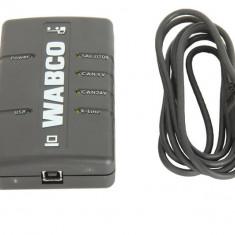 Inferfata diagnoza Wabco ABS EBS Tip USB 2.0 DI 2 camioane