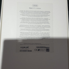 Ipad 5th Gen 128gb wifi+4g, Argintiu