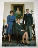 Fotografie Regele Mihai I, Regina Ana si Principesa Margareta