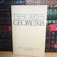 RENE DESCARTES - GEOMETRIA , 1966