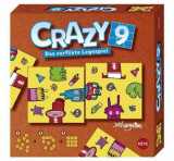 Cumpara ieftin Puzzle Heye Crazy9 Burgerman Doodle, 9 piese