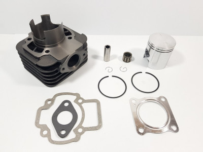 Kit Cilindru Set Motor Piaggio - Piagio Liberty 80cc RACIRE AER foto