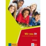 Wir neu B1. Grundkurs Deutsch für junge Lernende. Arbeitsbuch - Giorgio Motta, Eva-Maria Jenkins-Krumm
