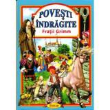 Povesti indragite - Fratii Grimm(ed.Stefan)