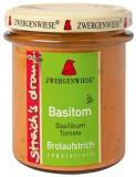 Crema tartinabila BIO vegetala Basitom, 160 g ZWERGENWIESE