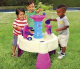Masuta De Joaca Roz Cu Apa - Spirala