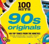 Various Artists 100 Hits 90s Originals box (5cd)