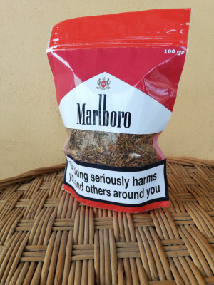 Tutun Marlboro Rosu 100 gr* firicel * import* foto
