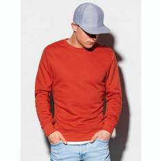 Bluza barbati B978 - portocaliu