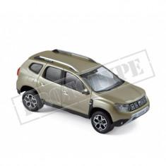 Macheta Auto Norev, Dacia Duster 2018 - Dune Beige 1:43