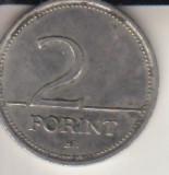 Moneda 2 forinti, Ungaria, 2001