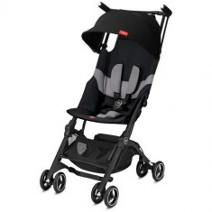 Carucior Sport Pockit+ All Terrain Velvet Black, GB