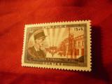 Serie Algeria colonie franceza 1951 Comemorare Col. d'Ornano ,1 valoare, Nestampilat