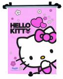 Jaluzea auto pentru geamurile laterale Hello Kitty, 50x41 cm , 1 buc.
