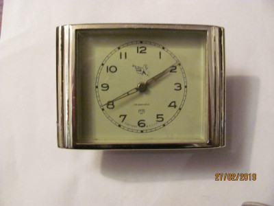 PVM - Ceas de masa mai vechi nefunctional URSS / pionier foto