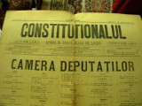 "Ziarul ""Constitutionalul ""1892"