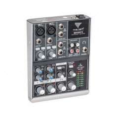MIXER AUDIO 4 CANALE EuroGoods Quality