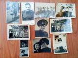 Lot fotografii poze vechi razboi armata WW2 Romania Belgia