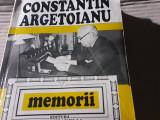 MEMORII VOLUMUL 5 (V) - CONSTANTIN ARGETOIANU,ED MACHIAVELLI 1995  335 P