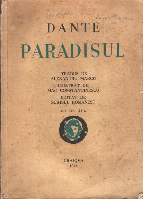 Paradisul de Dante (1944)