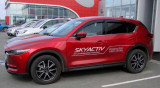 Deflectoare de aer set fata si spate - Mazda CX5 (2017-)