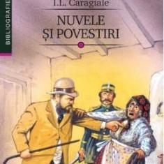 Nuvele si povestiri Ed.2019 - I.L. Caragiale