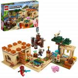 Lego Minecraft Raidul Illager 21160