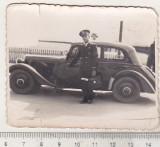 bnk foto - 1937 - aviator si Mercedes 170 V