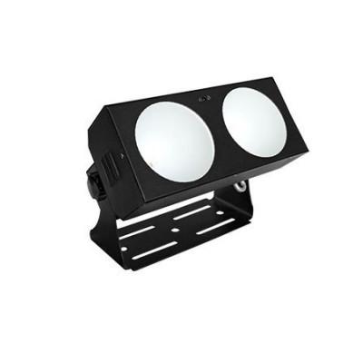 Bara cu LED-uri AFX, 2 x 18 W, functie DMX, unghi de lumina reglabil foto