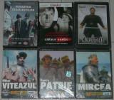 Filme romanesti,Seregiu Nicolaescu,Nemuritorii,Asfalt Tango,Pentru patrie,DVD, Altele