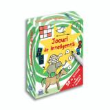 Jocuri de inteligenta - 50 de jetoane/Philip Kiefer