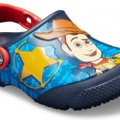 Saboți Copii casual Crocs Crocs Fun Lab Buzz & Woody Clog