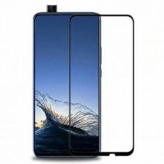 Folie protectie display sticla 6D FULL GLUE Huawei Y9 Prime 2019 / P Smart Z BLACK