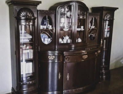 Mobila sufragerie, inceput de secol XX foto