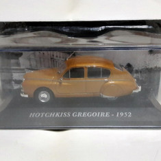 Hotchkiss Gregoire - 1/43