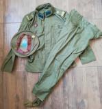 Vanatori de munte Uniformă militara de Vara Sergent perioada comunista
