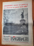 flacara 28 martie 1990-foarte multe articole si fotografii cu basarabia