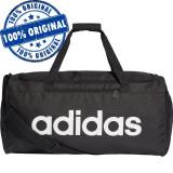 Geanta Adidas Linear Core - geanta sala - geanta antrenament - geanta originala, Negru