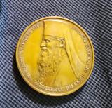 Medalie rara Patriarhul Justinian - 1968 - Biserica ortodoxa romana