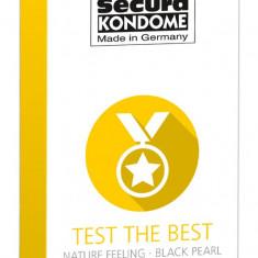 Prezervative Secura, Test the Best, 12 buc