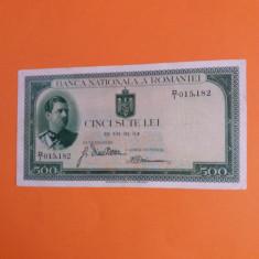 bancnote romanesti 500lei 1934 vf