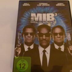 Men in black 3, DVD, Engleza