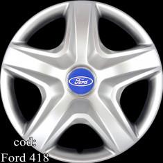 Capace pentru roti de Ford de 15 inch, noi, in cutie.