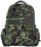 Rucsac laptop Trust GXT 1250G Hunter, 17.3inch (Verde)