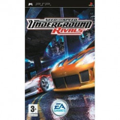 Need for Speed Underground Rivals PSP