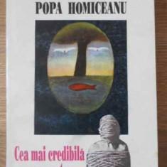 CE MAI CREDIBILA MOARTE - VASILE POPA HOMICEANU
