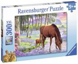 Puzzle Cal Cu Manz, 300 Piese, Ravensburger