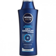 Nivea Men Power sampon anti-matreata pentru par normal