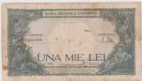 1000 LEI 10 OCTOMBRIE 1944 /CALITATE BUNA